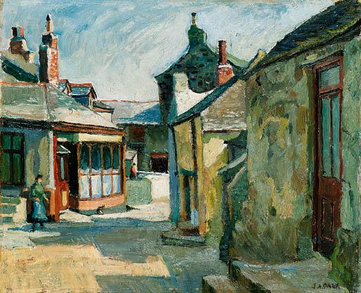 John Anthony Park (1880-1962)