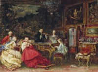 The music party