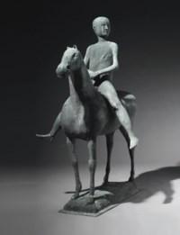Gentiluomo a cavallo