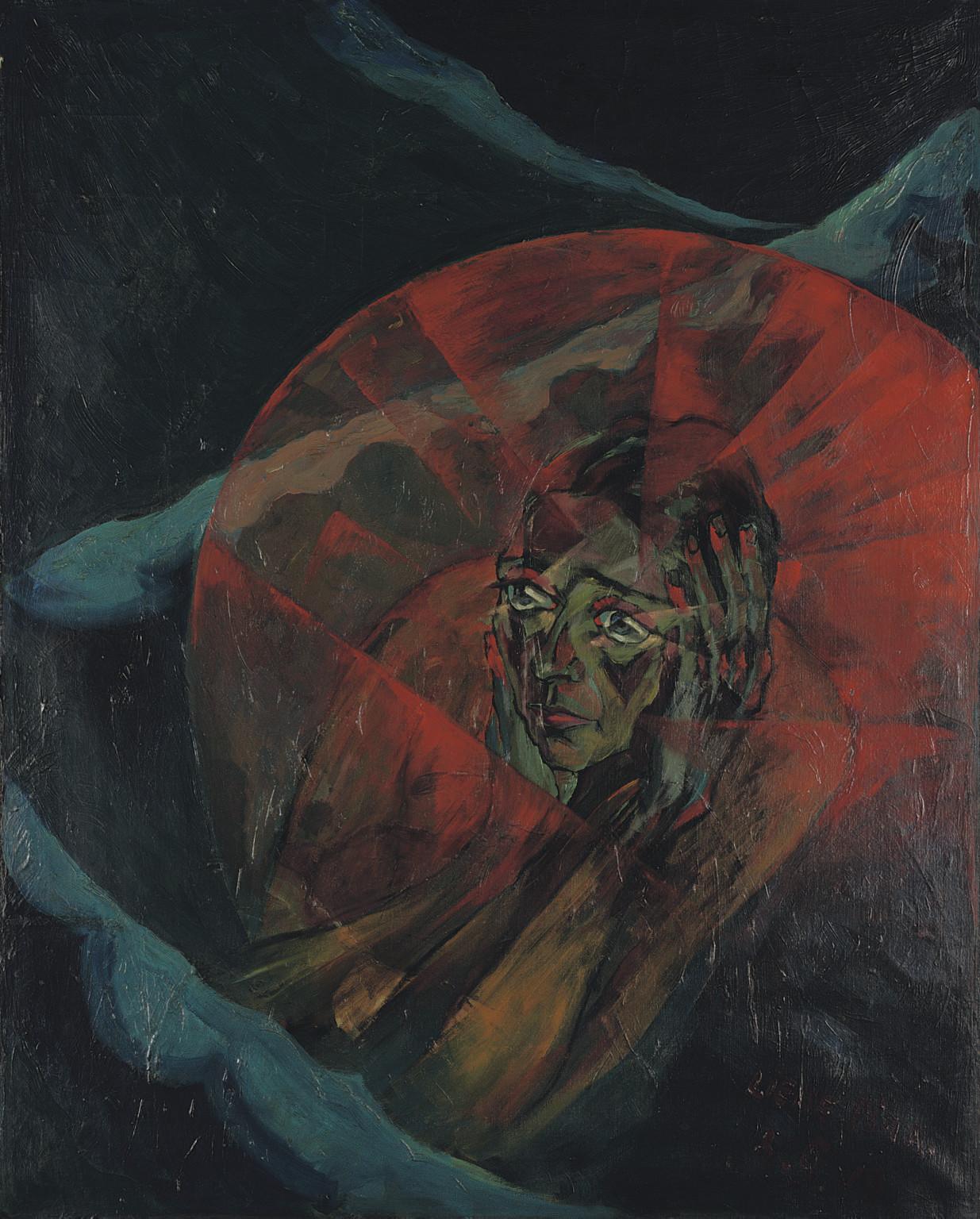 Walter Gramatté (German, 1897-
