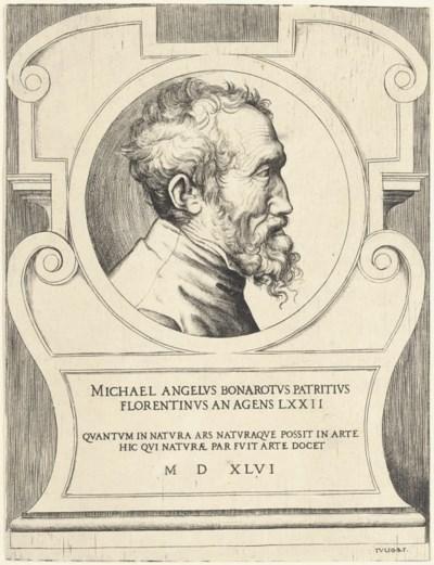 Giulio Bonasone (circa 1510- a