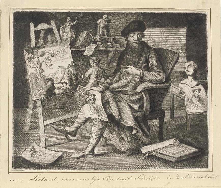 Jean Etienne Liotard (?)