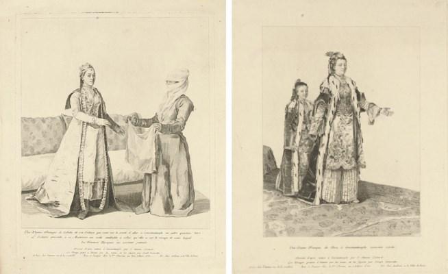 Jean Etienne Liotard and Josep