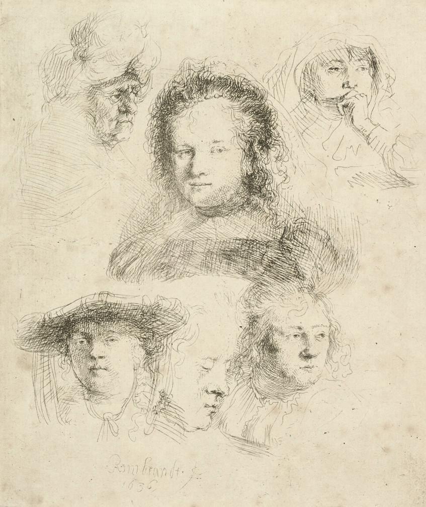 Rembrandt Harmensz. van Rijn