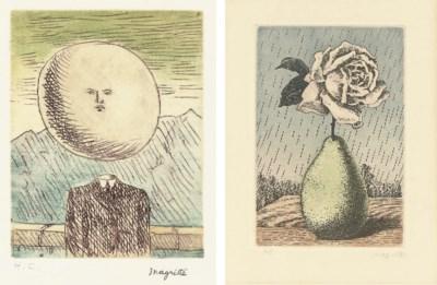 After René Magritte (1898-1967