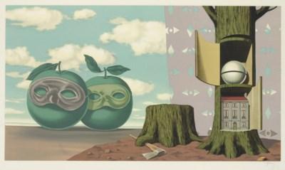 After René Magritte