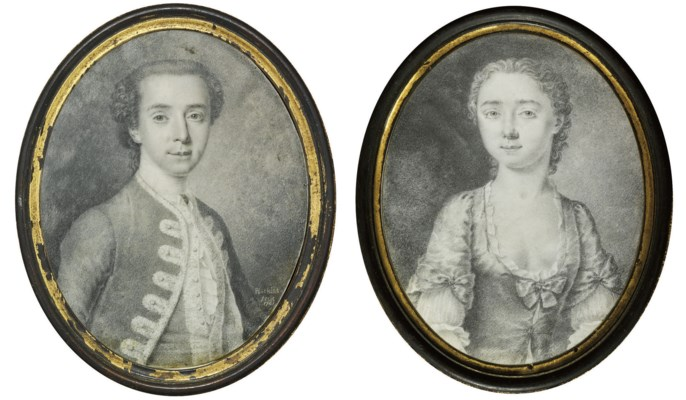 R. HASKINS (BRITISH, FL. 1735-