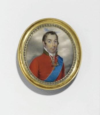 J. PARENT (FRENCH, FL. 1814-18