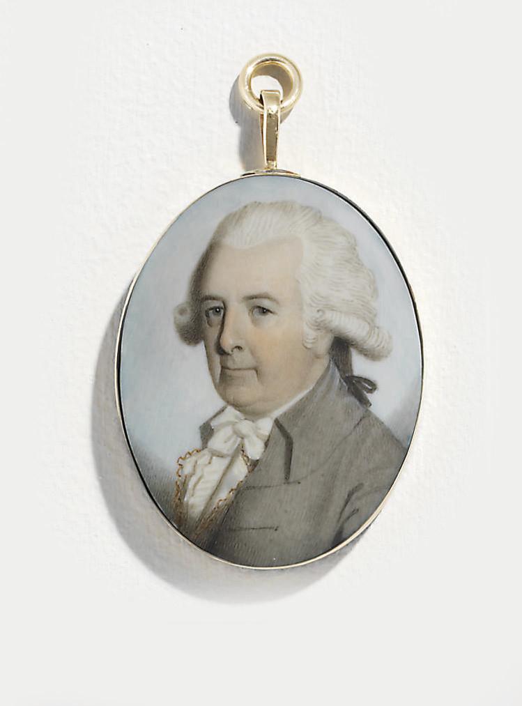 JOHN BARRY (BRITISH, FL. 1784-