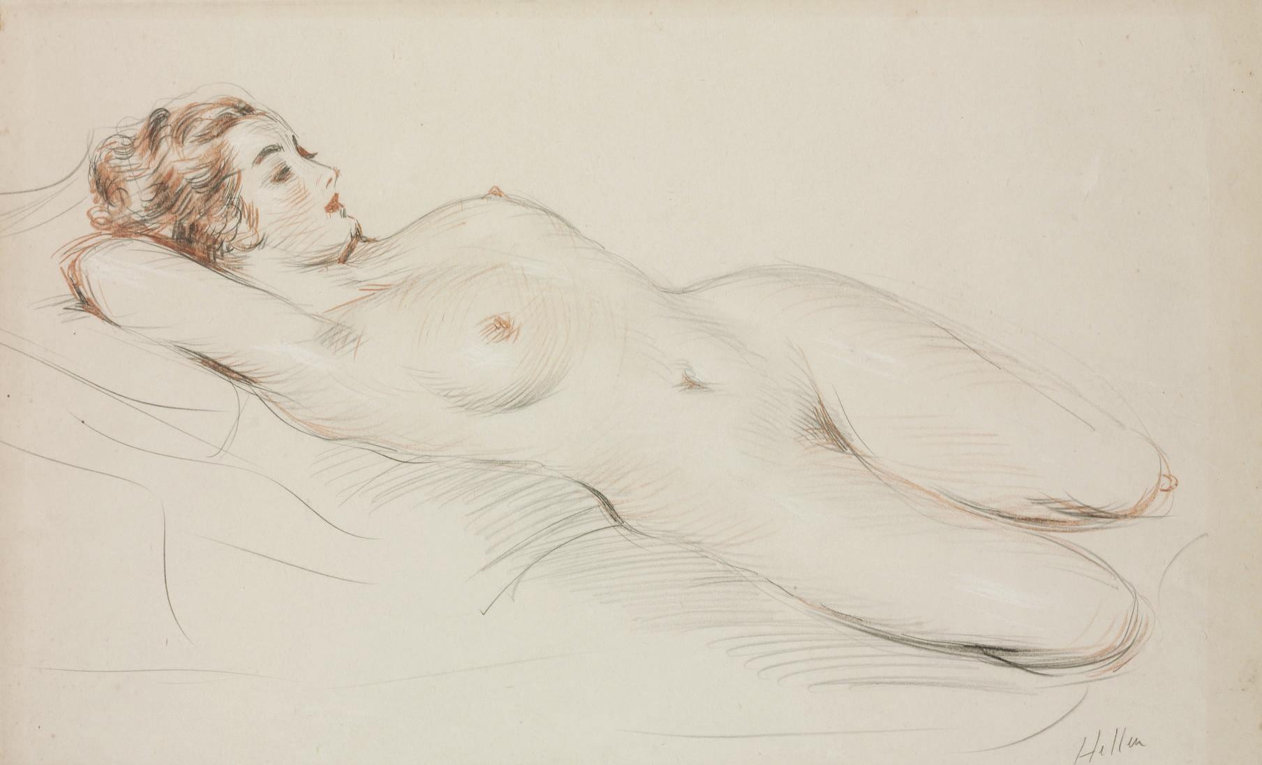 Paul-Cesar Helleu (Vannes 1859
