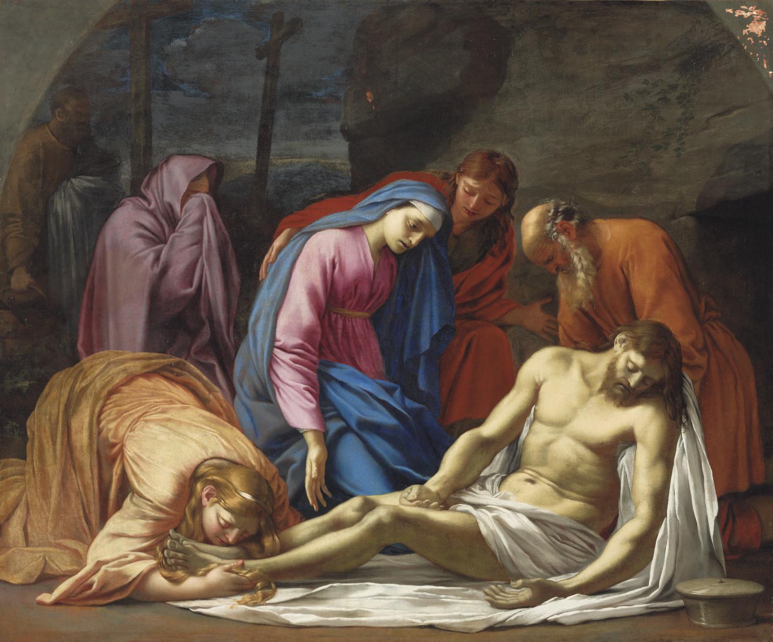 Eustache Le Sueur (Paris 1616-