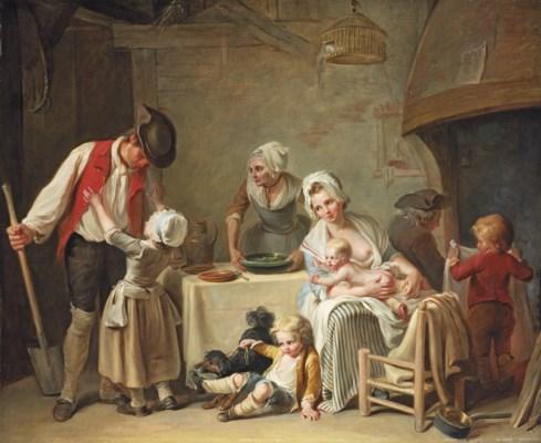 Charles Lepeintre (Paris 1735-