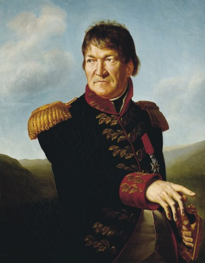 Baron Antoine-Jean Gros (Paris