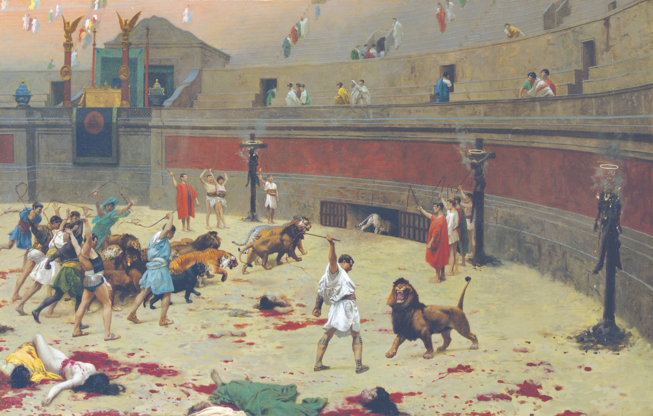 Jean-Léon Gérôme (Vesoul 1850-