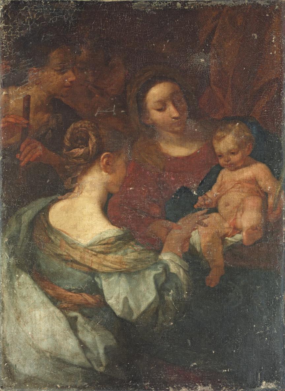 Sienese School, early 17th Cen