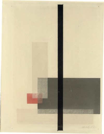 Lazlo Moholy-Nagy (1894-1946)