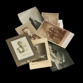A Group of Photographs Depicting Grand Duke Sergei Aleksandr