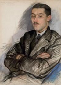 Portrait of Aleksandr Petrovich Prokopenko (1886-1954)