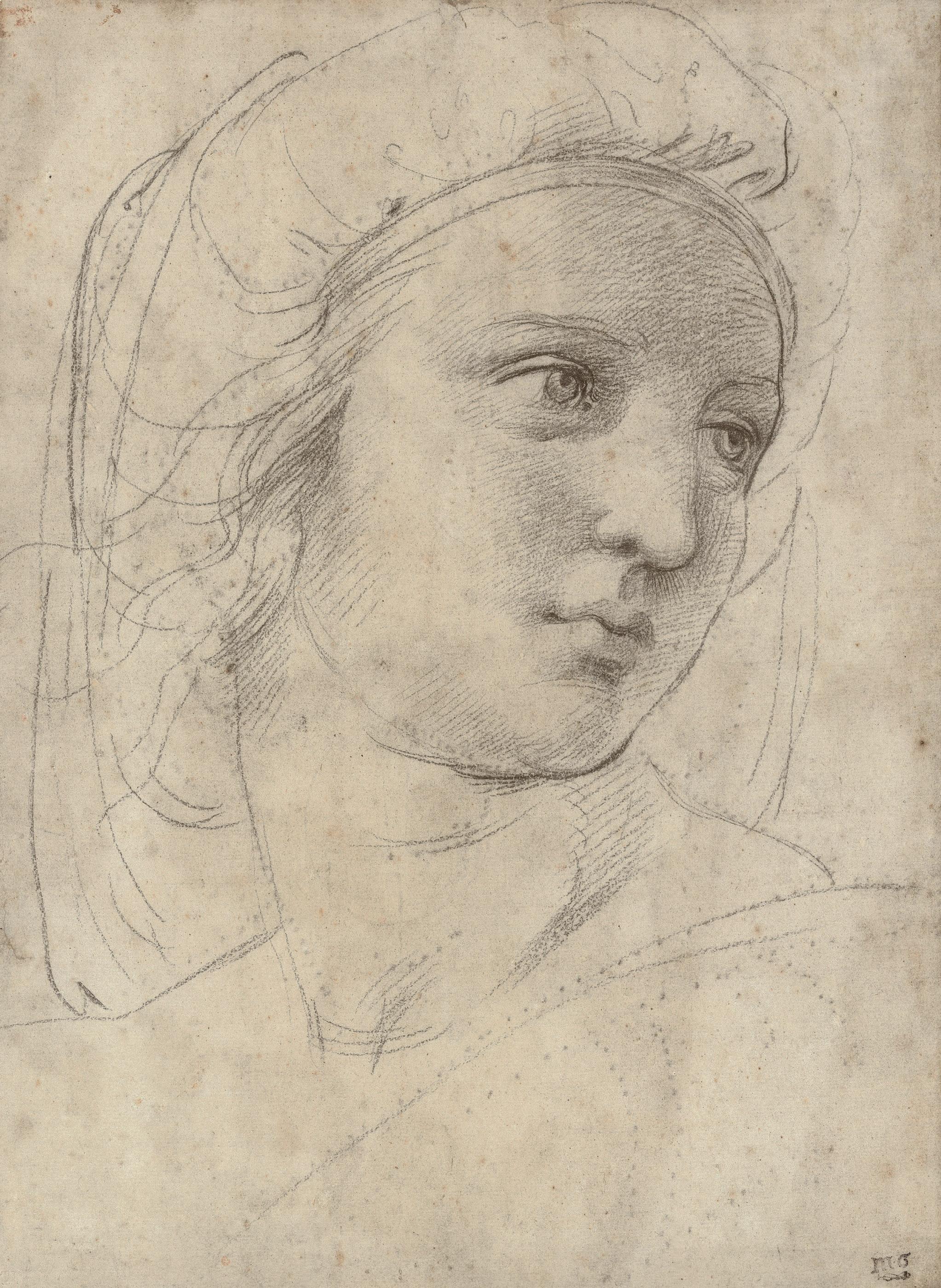 Raffaello Sanzio, called Raphael (Urbino 1483-1520 Rome)