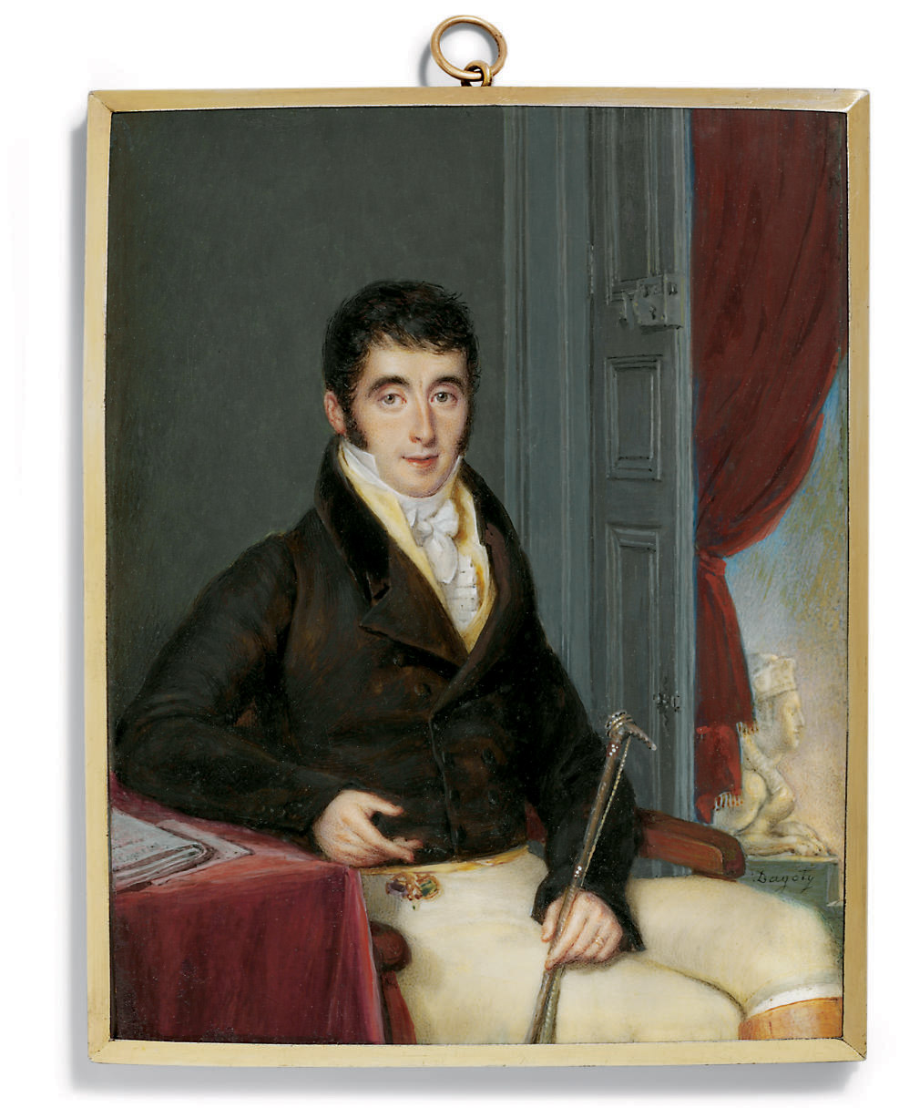PIERRE-ÉDOUARD DAGOTY (FRENCH, 1775-1871)