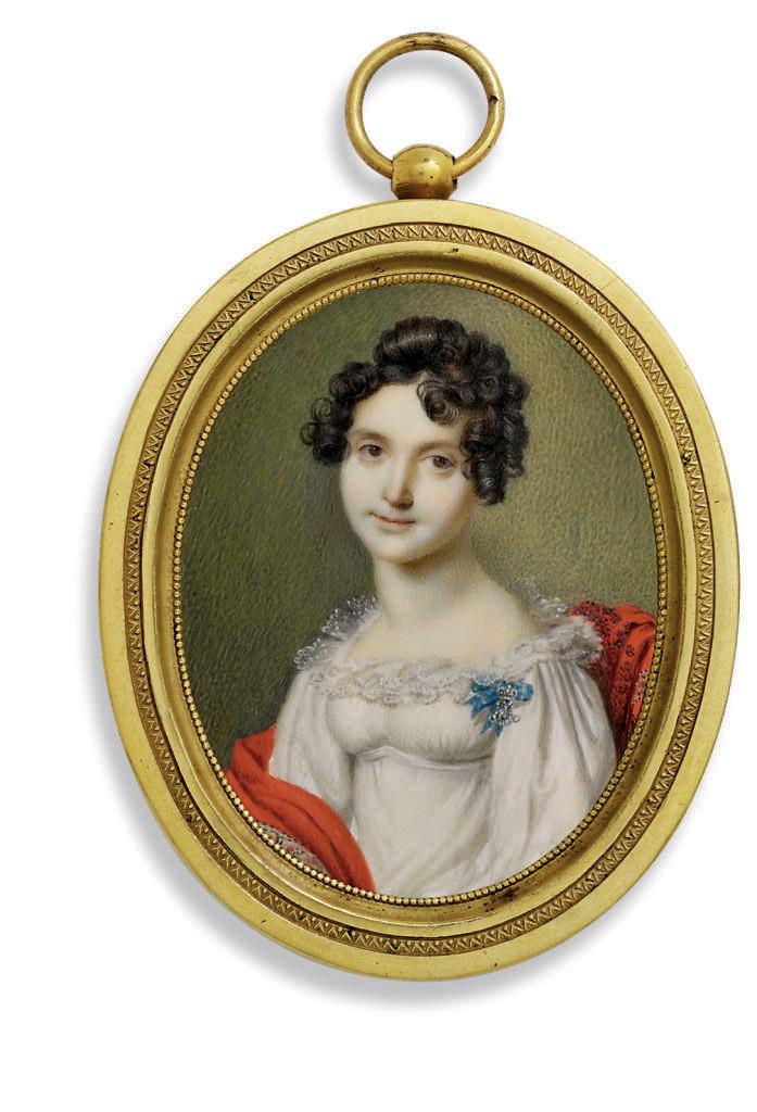 MIKHAIL IVANOVICH TEREBENEV (RUSSIAN, 1795-1866)