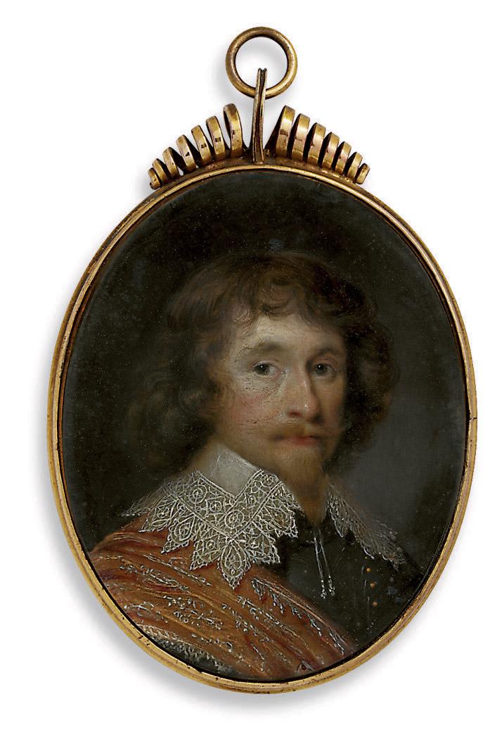 CORNELIS JONSON VAN CEULEN (ANGLO-DUTCH, 1593-1661/62)
