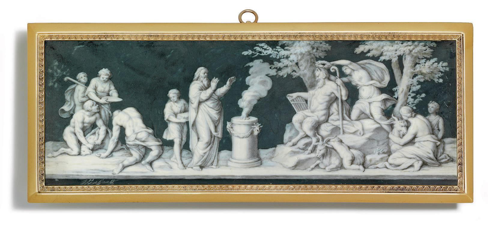 JACQUES-JOSEPH DE GAULT (FRENCH, 1738-1817)