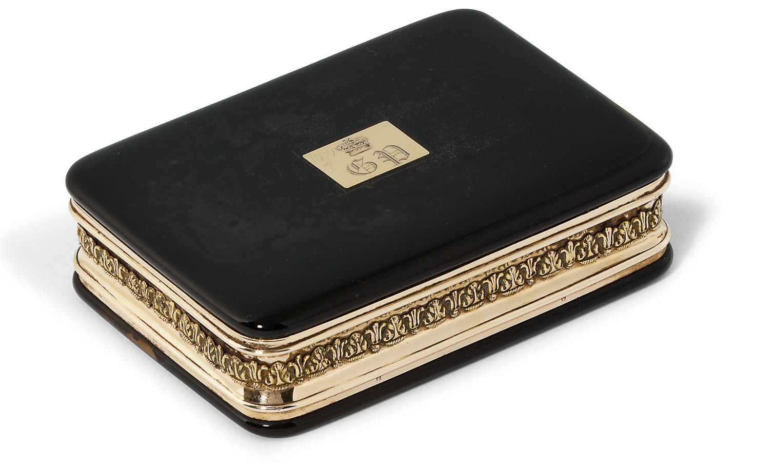 A ROYAL GIFT: A REGENCY GOLD-M