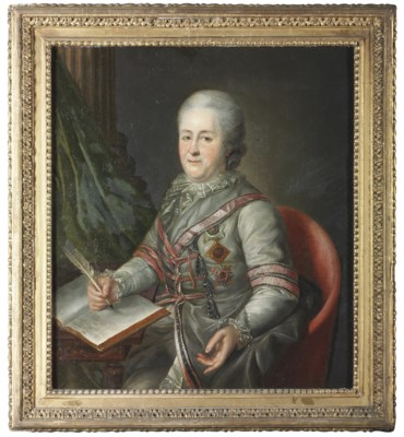Russian School, circa 1787