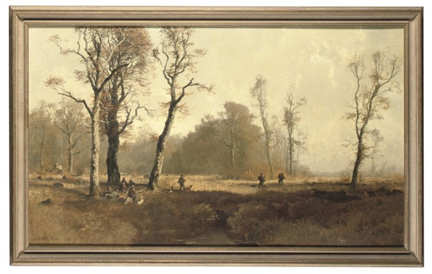 Josef Wenglein (German, 1845-1