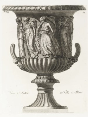 ANTONINI, Carlo (b. c.1740).