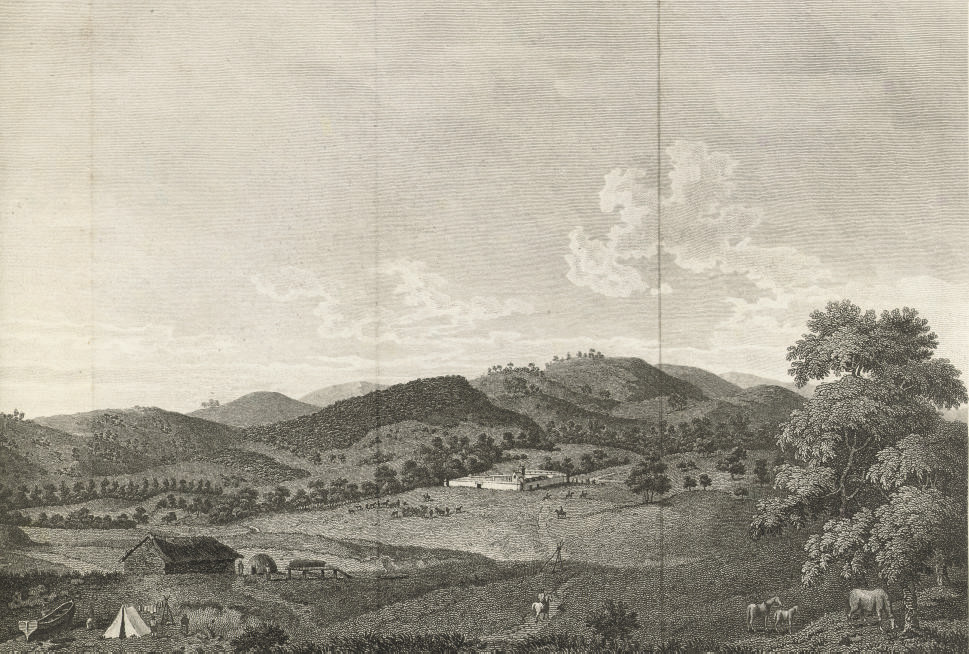 VANCOUVER, George (1757-98).