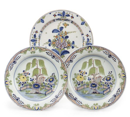 A PAIR OF GEORGE III ENGLISH P