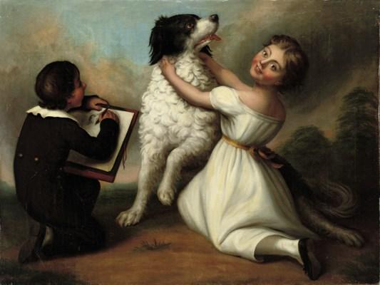 J.C. (BRITISH, CIRCA 1850)
