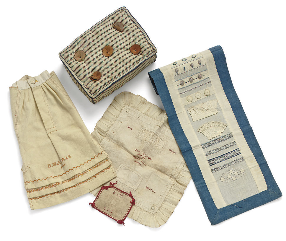 A COLLECTION OF VARIOUS LINEN