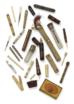 A LARGE COLLECTION OF NEEDLE C