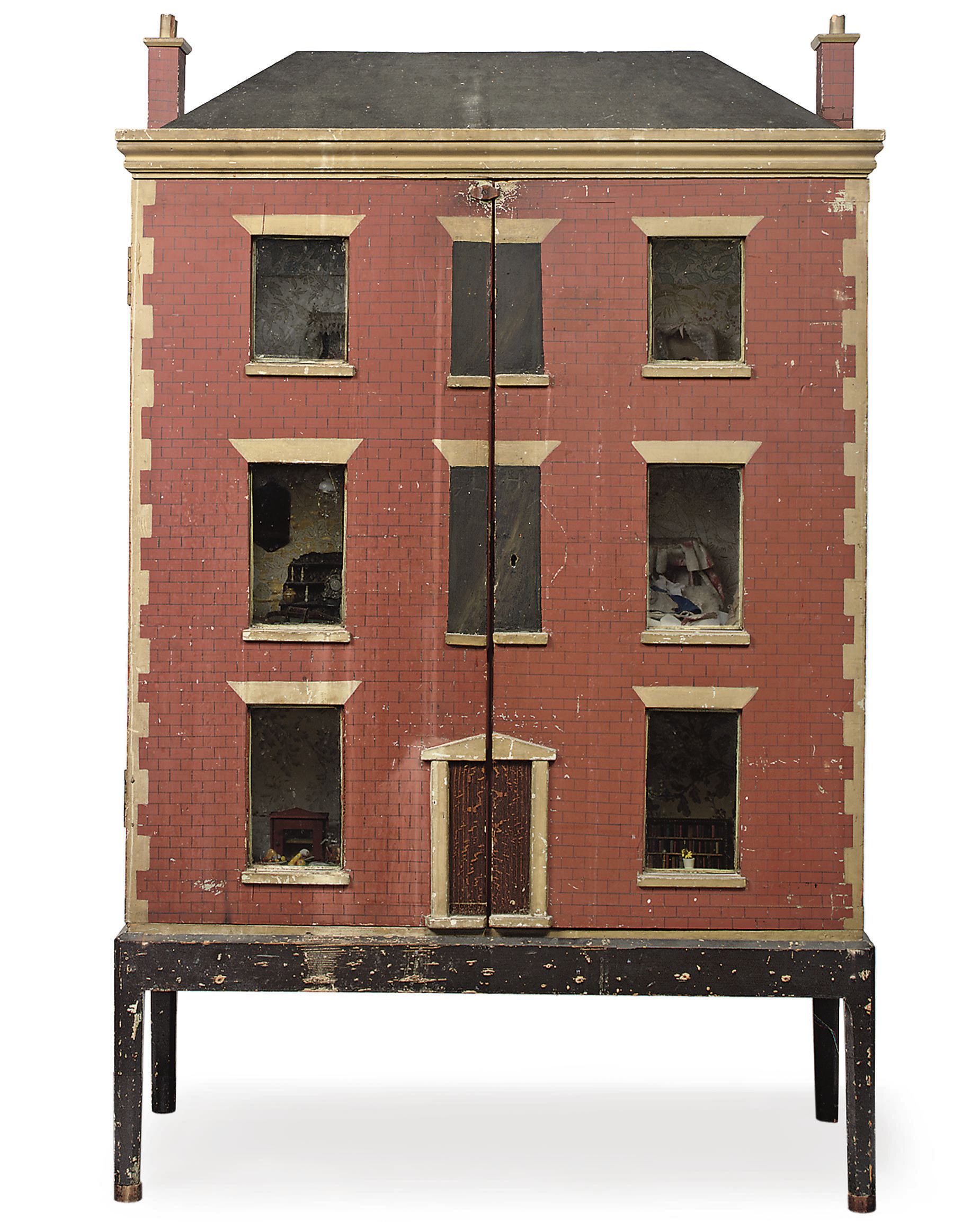 AN EARLY VICTORIAN SIX-ROOM DO