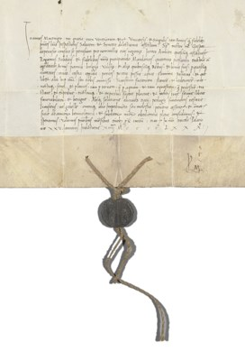 VENICE. Document of Giovanni M