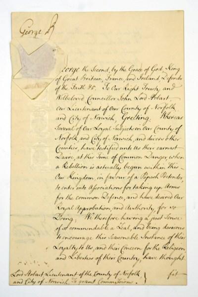 GEORGE II (1683-1760), King of