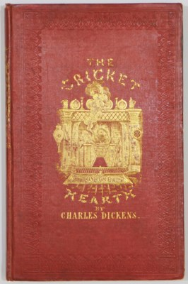DICKENS, Charles.  The Chimes.