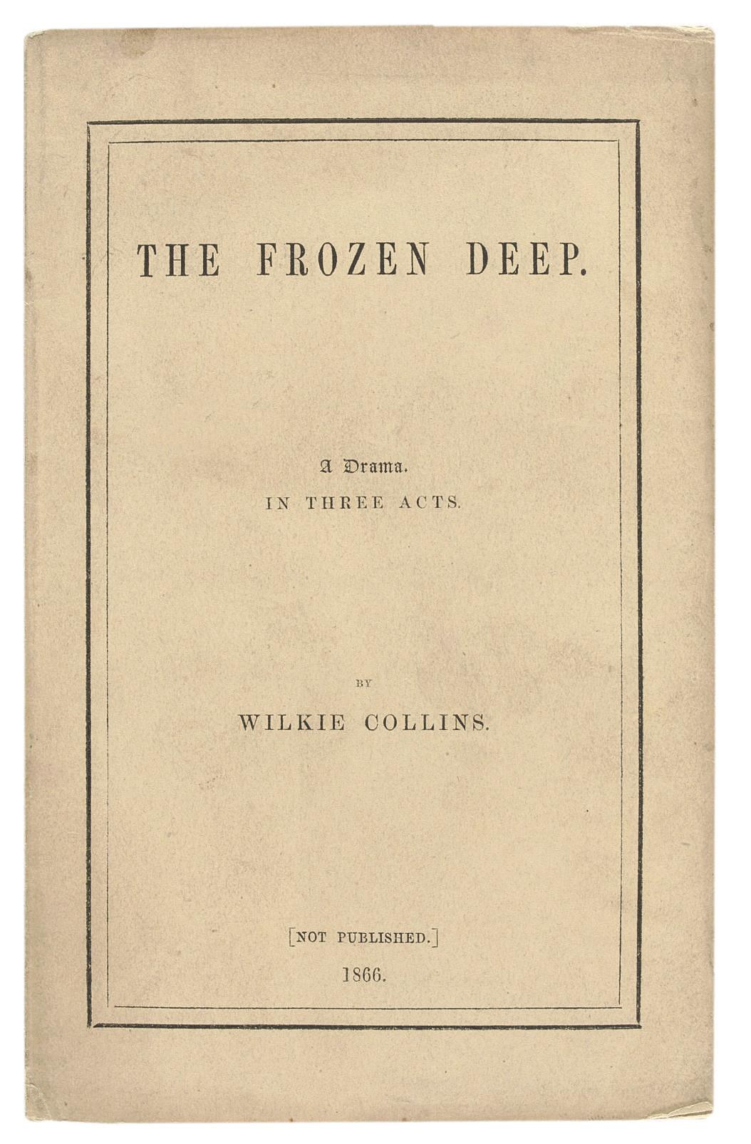 COLLINS, Wilkie (1824-1829).