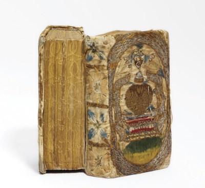 BINDING, Dos-a-dos -- The Book