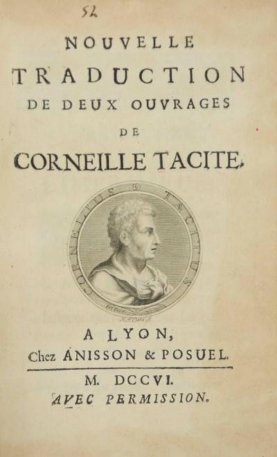 BINDING -- TACITUS, Publius Co