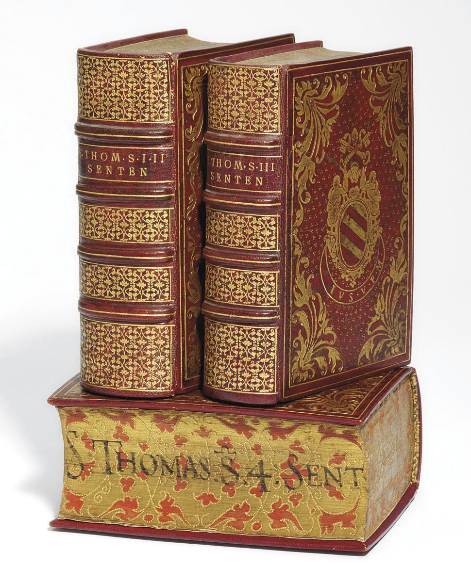 BINDING-- THOMAS AQUINAS (?122