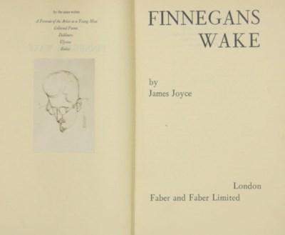 JOYCE, James (1882-1941). Finn