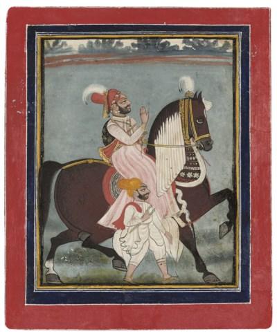 A PORTRAIT OF ABHAI SINGH ON H