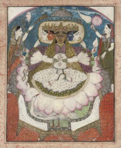 THE FIVE FACES OF DIVI, KANGRA