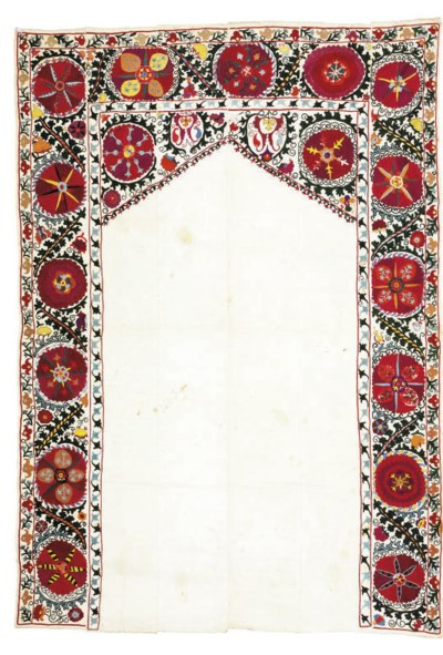A SUSANI PORTIERE OR DOWRY EMB