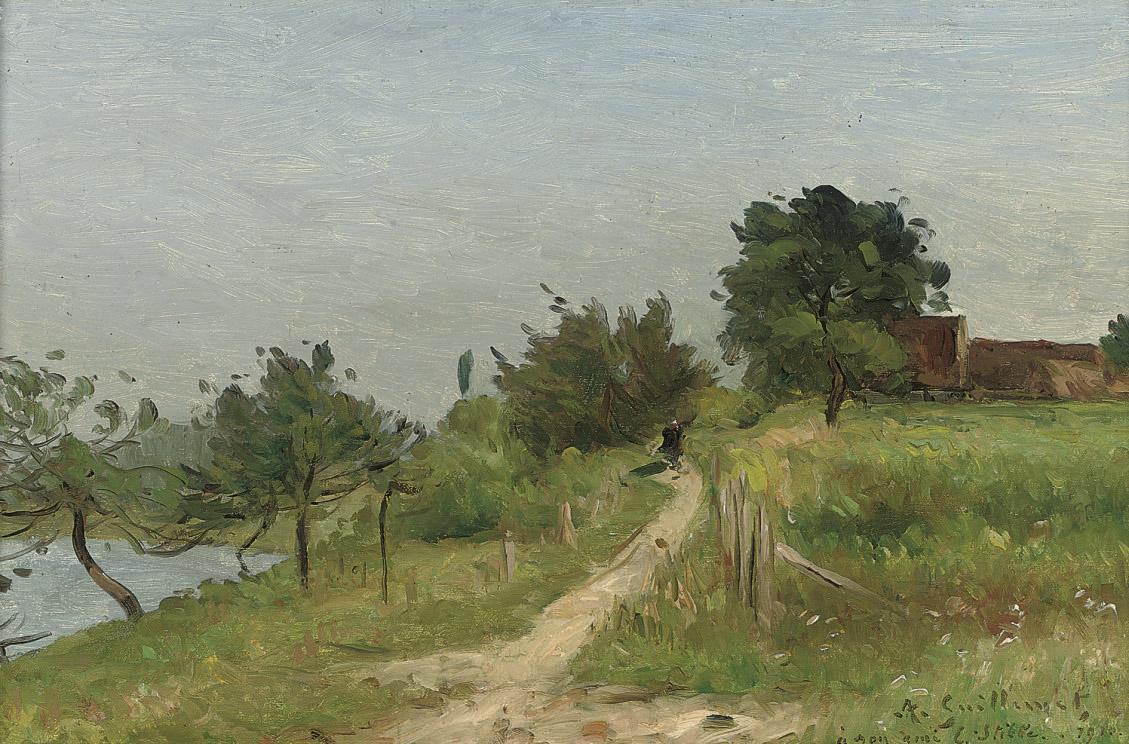 Antoine Guillemet (1841-1918)