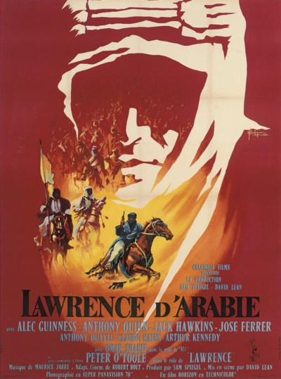 Lawrence Of Arabia  Lawrence D